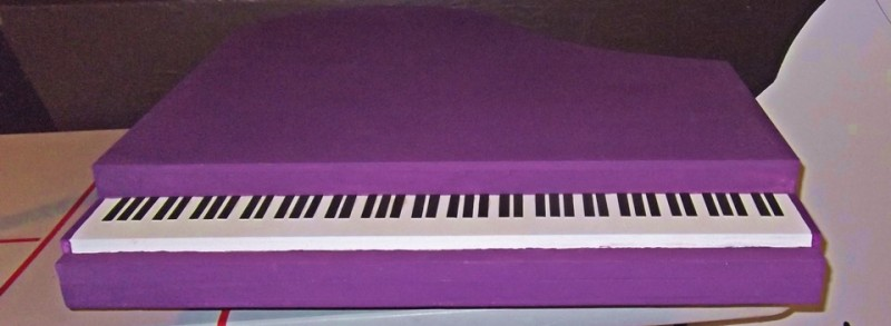 Schroeder's piano
