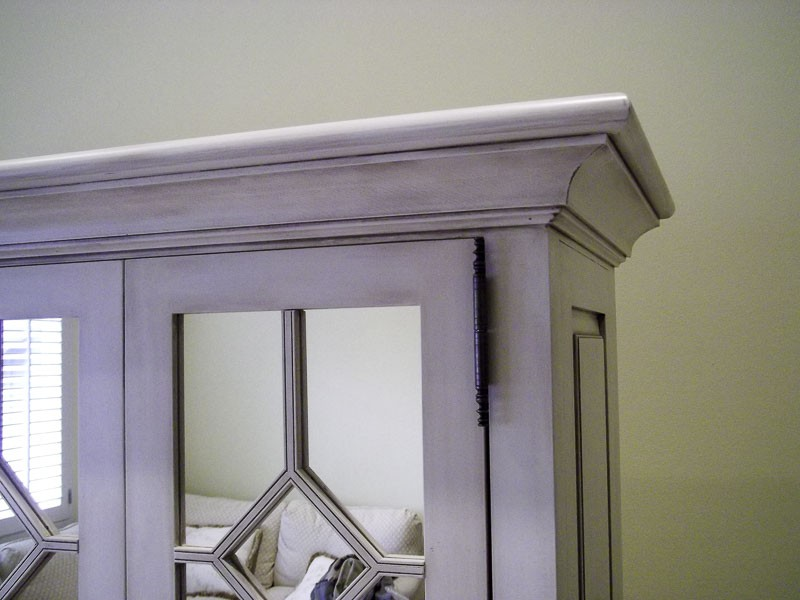 Shop-made crown molding